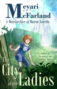 Cover for the novella The City of the Ladies
