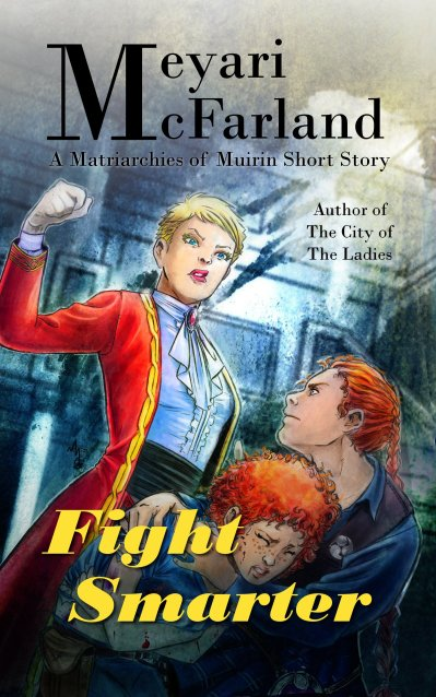 Cover for Fight Smarter ebook & TPB