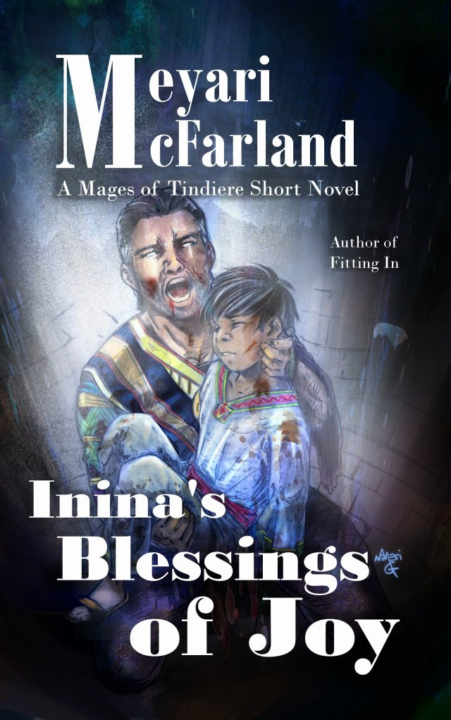 Ebook Inina's Blessings of Joy Cover 09