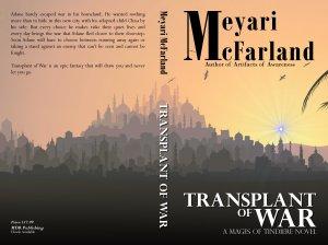 POD Transplant of War Cover 04